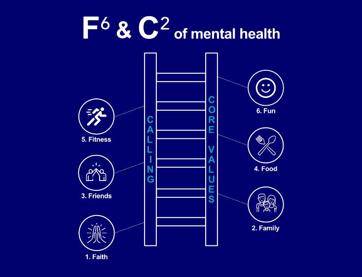 Mental Health Ladder